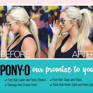 PonyO hair piece